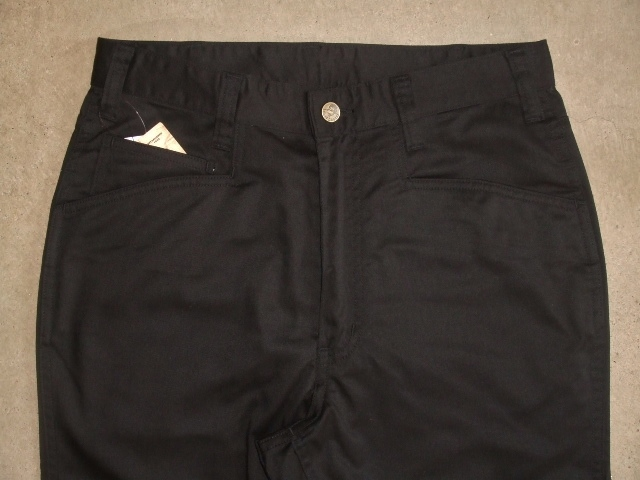 BENDAVIS STRETCH 5P PANTS BLACK FT1