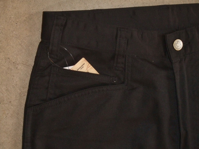 BENDAVIS STRETCH 5P PANTS BLACK FT2