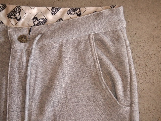 BENDAVIS SWET PANTS HGRAY FT3<br />