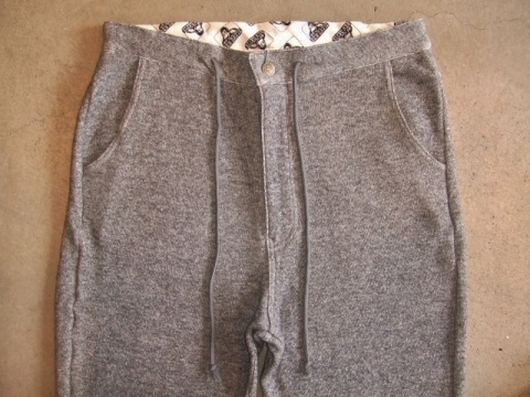 BENDAVIS SWET PANTS CHARCOAL FT1