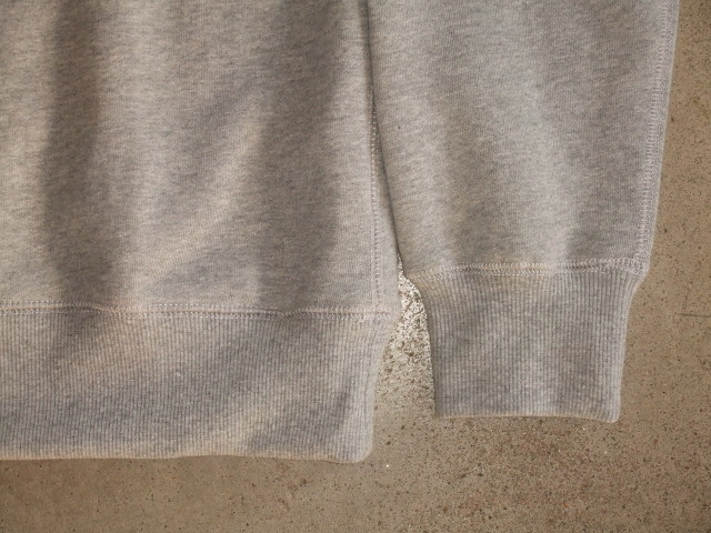 SILAS SILAS&M CREW NECK SWEAT GRAY FT3