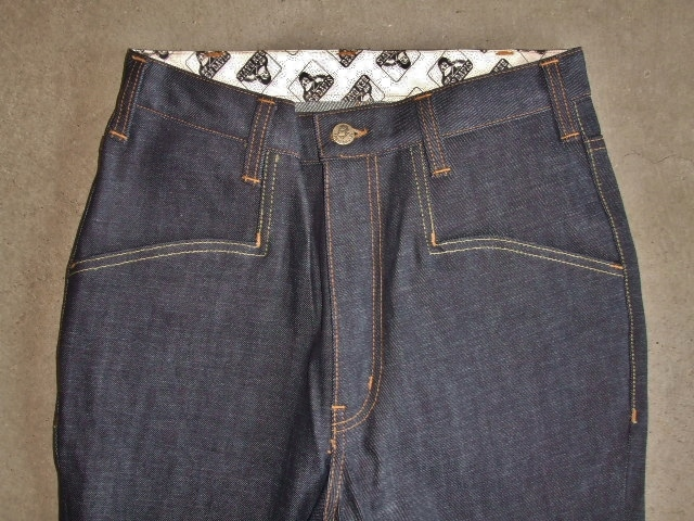 BENDAVIS HEY NICK DENIM PANTS FT1