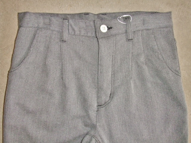 rehacer Blooming Stretch Pants GRAY FT1