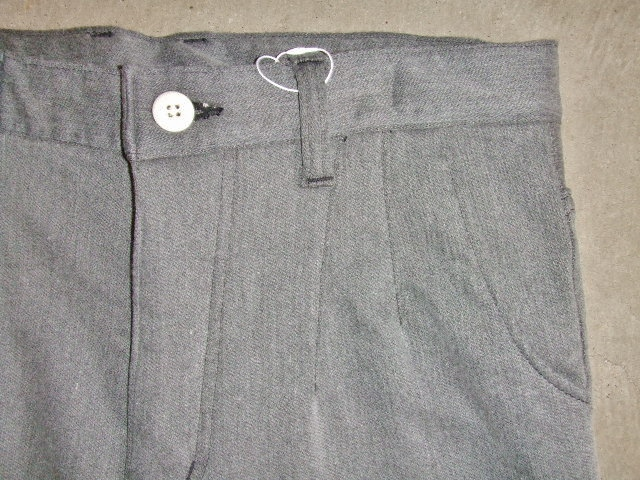 rehacer Blooming Stretch Pants GRAY FT2