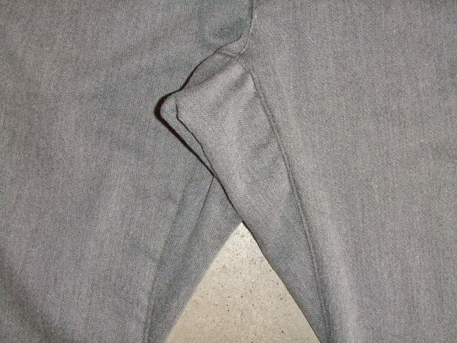 rehacer Blooming Stretch Pants GRAY FT3