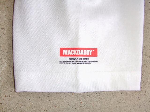 MDY MACKDA SS TEE WHITE SD
