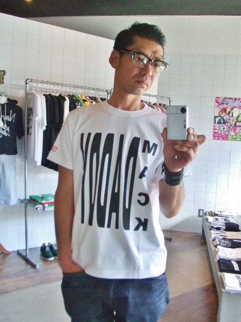 MDY DADDY LOGO SS TEE ST