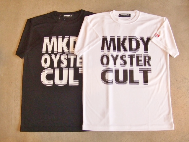 MDY MKDY OYSTER CULT SS TEE