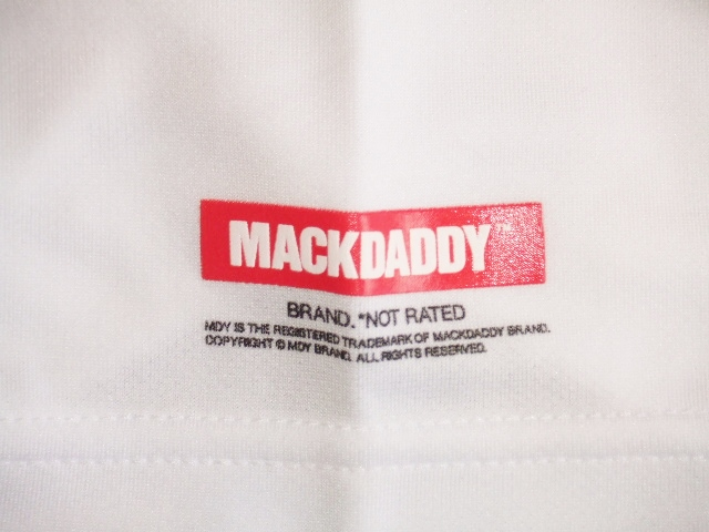MDY MKDY OYSTER CULT SS TEE WHITE FT2