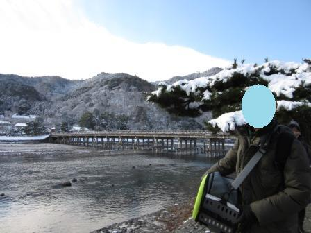 15・1・2雪嵐山