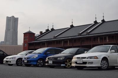 横浜de駐車