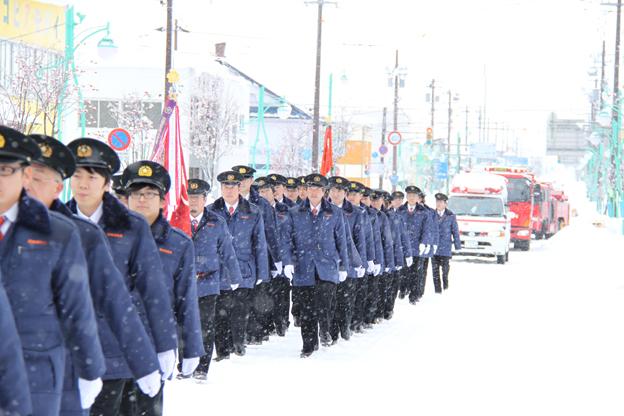 20150108消防出初式
