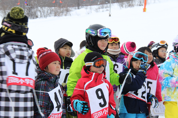 20150211高穂スキー場まつり