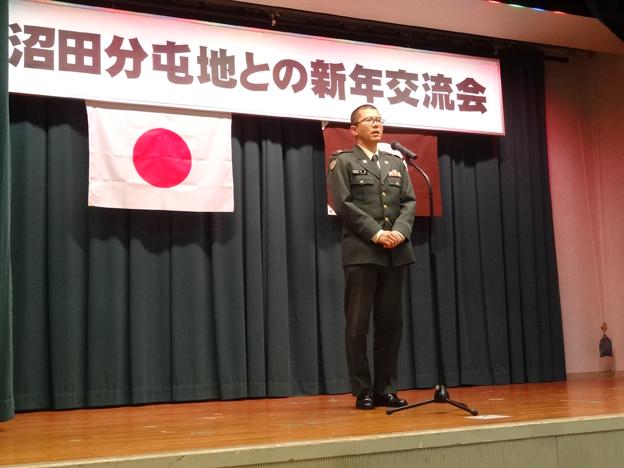 20150227自衛隊新年交流会