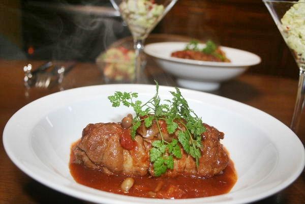 豚肉ロール