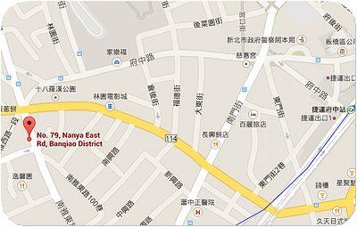 蚵仔之家地図