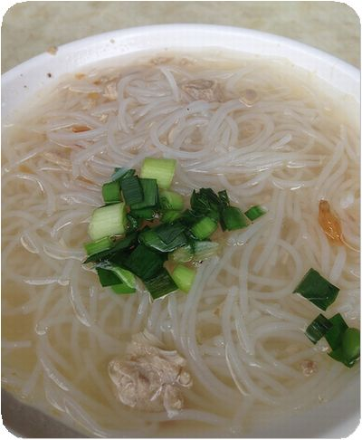 民樂旗魚米粉麺