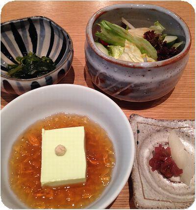 染乃井前菜
