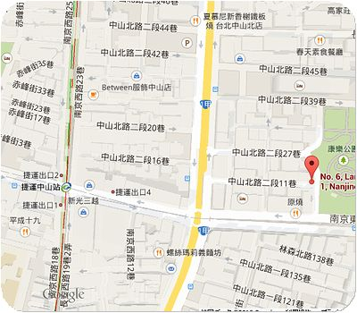 染乃井地図
