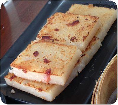 角子虎水餃館大根餅