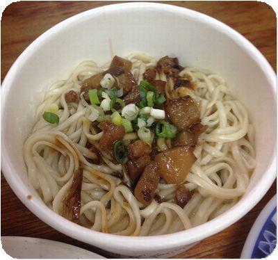 張記傳統魚丸乾麺