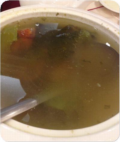龍都酒樓スープ