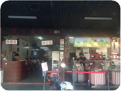 金峰魯肉飯外観