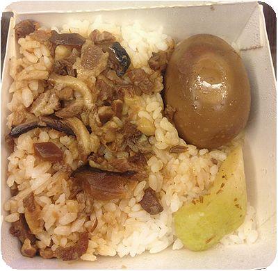 金峰魯肉飯弁当
