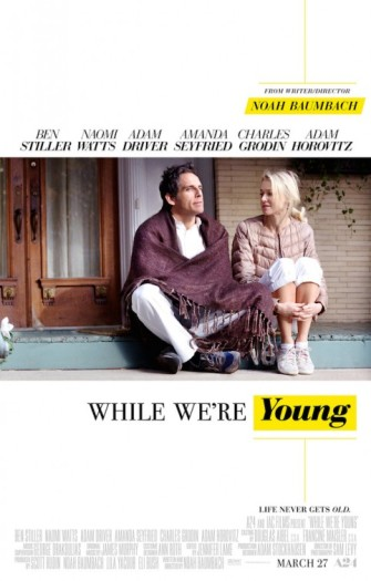 While Were Young Poster