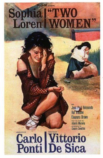 Ciociara Poster