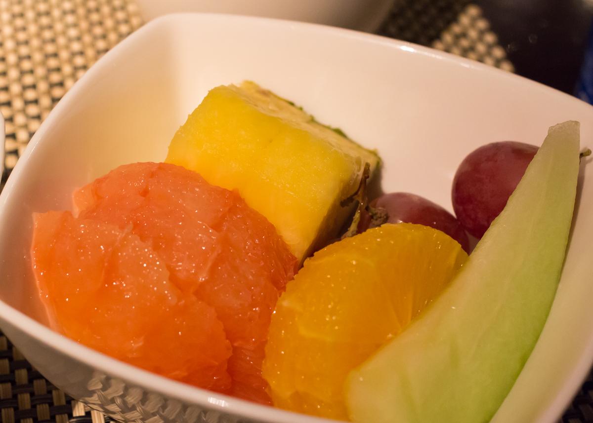 インターコンチ朝食ブッフェ(4)