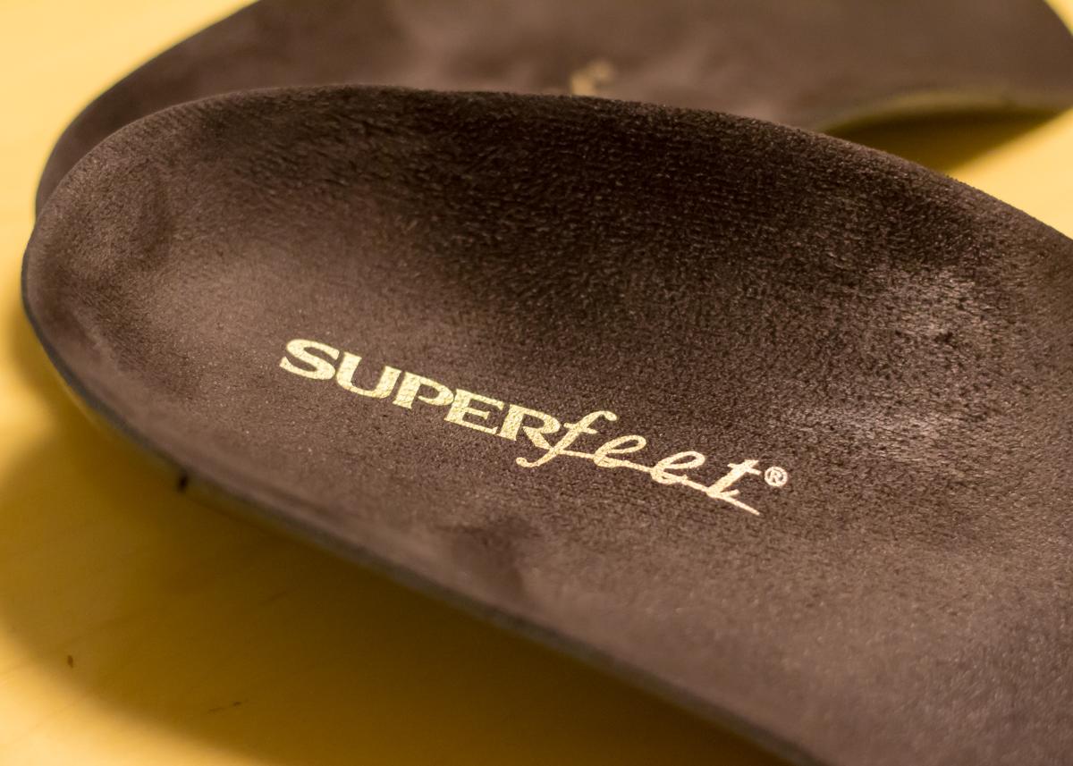 リーガルBTO &スーパーフィート(9)