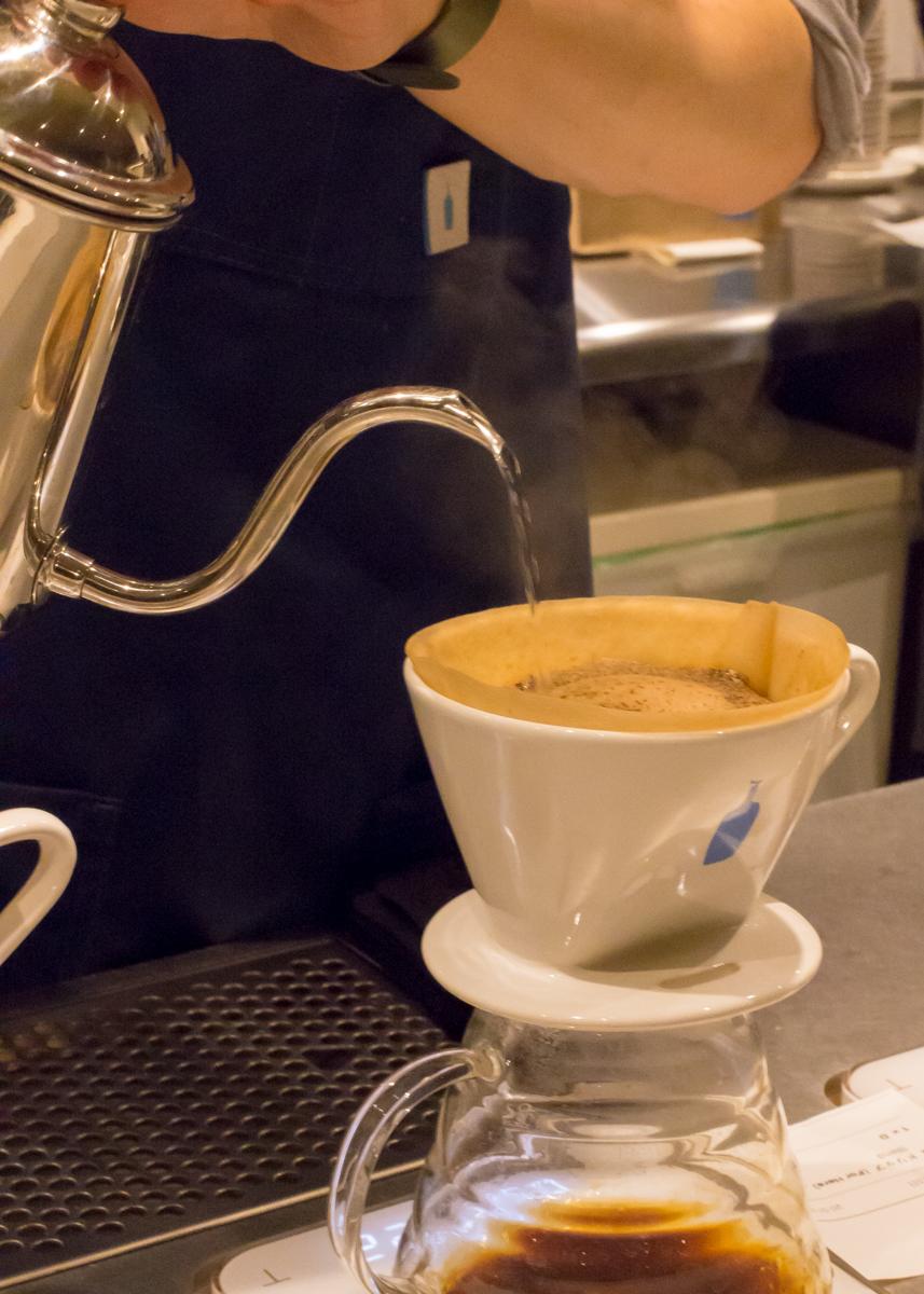 ブルーボトルコーヒー青山店(5)