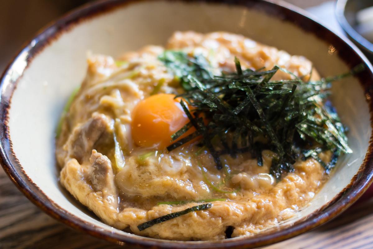 はやしの日本一親子丼(9)