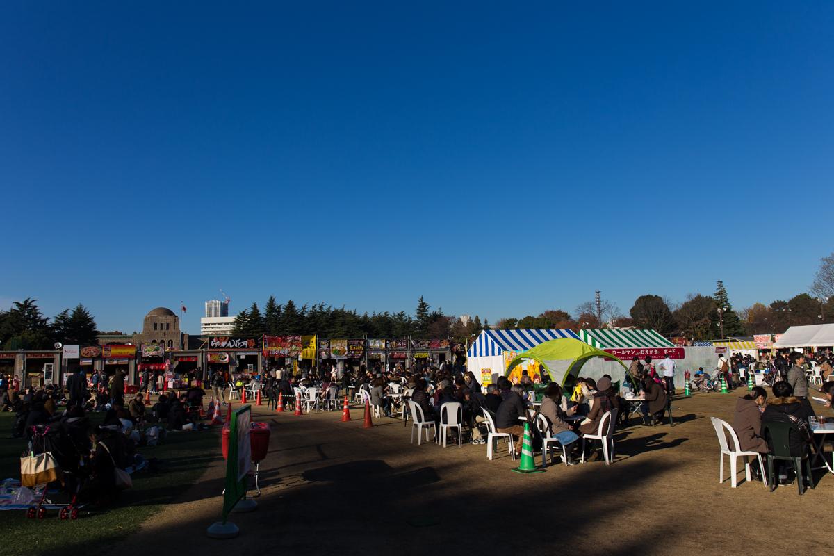 神宮外苑前いちょう祭り(4)