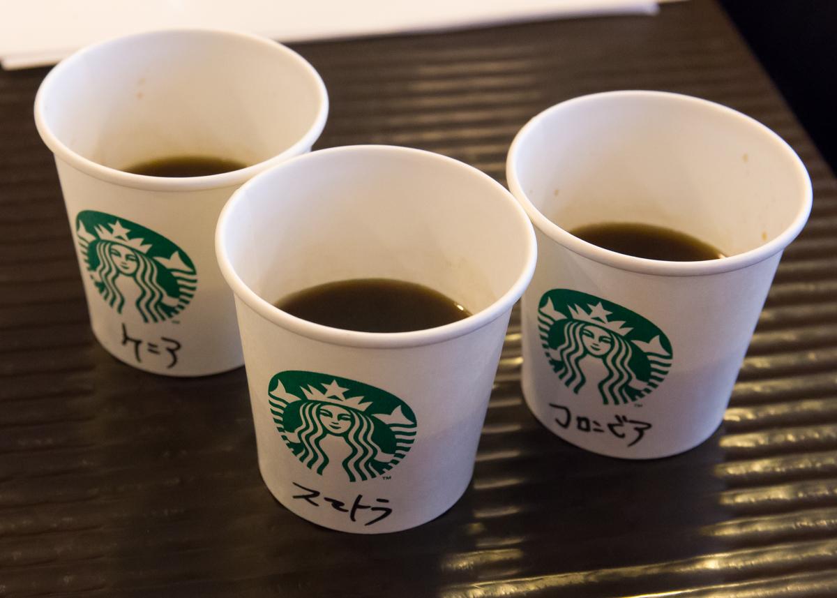 コーヒーセミナー2014冬(2)