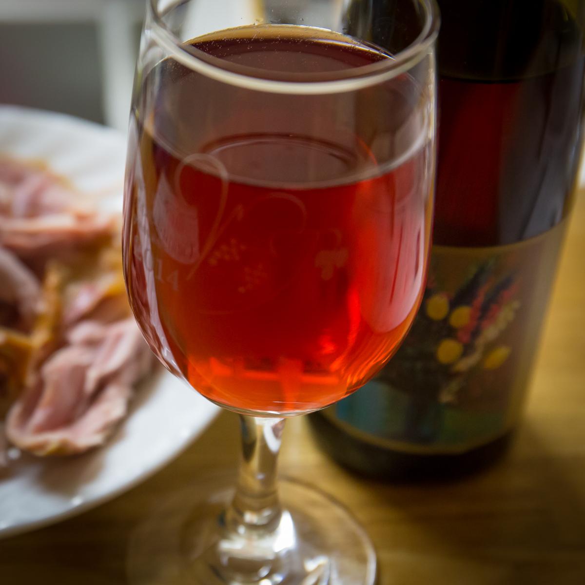 年始呑んだくれワイン(11)