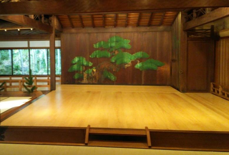 久良岐能舞台「日本舞踊基礎講座」