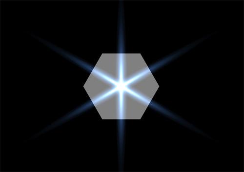 光芒 スパイクフレア