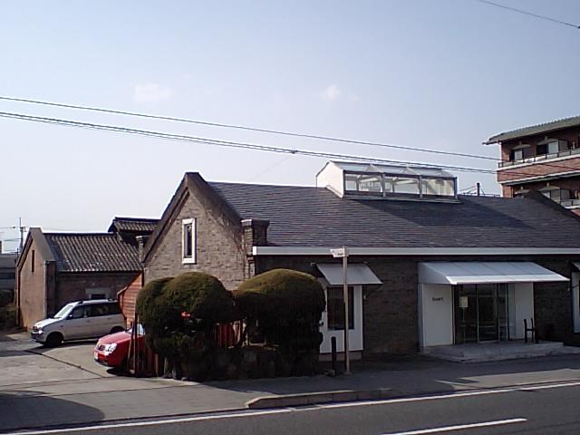 03 日本初のマッシュルーム栽培を行った、森本養菌園の建物らしい