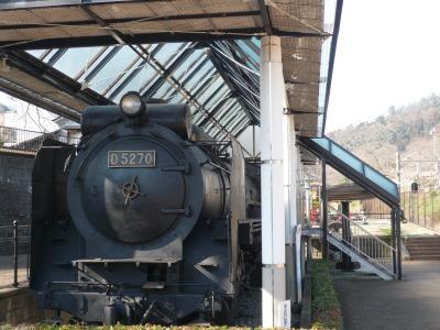D52型機関車