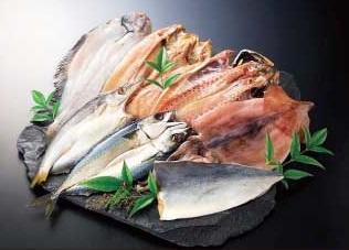 金沢魚の一夜干し1