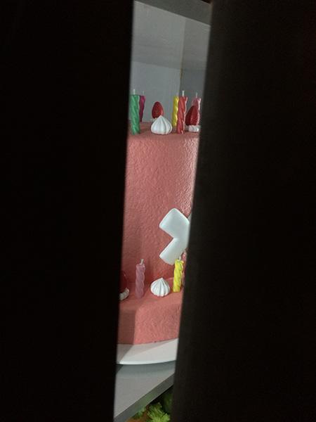 サンジの冷蔵庫の中