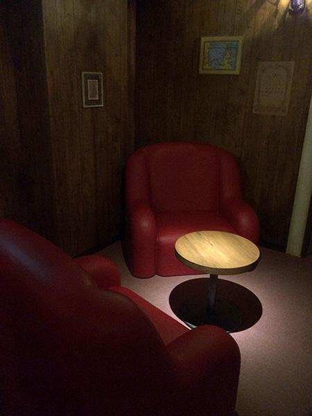 サニー号女子部屋