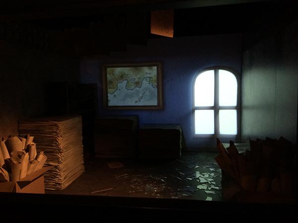 アーロンパーク・ナミの部屋