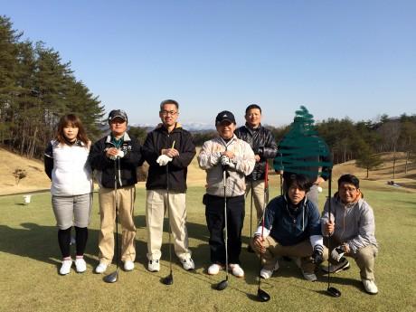 20150315 ゴルフ (1)
