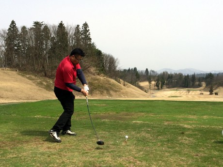 20150419 ゴルフ (2)