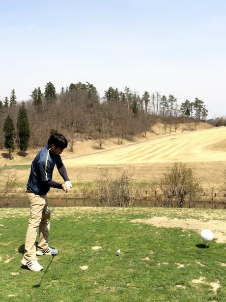 20150419 ゴルフ (3)
