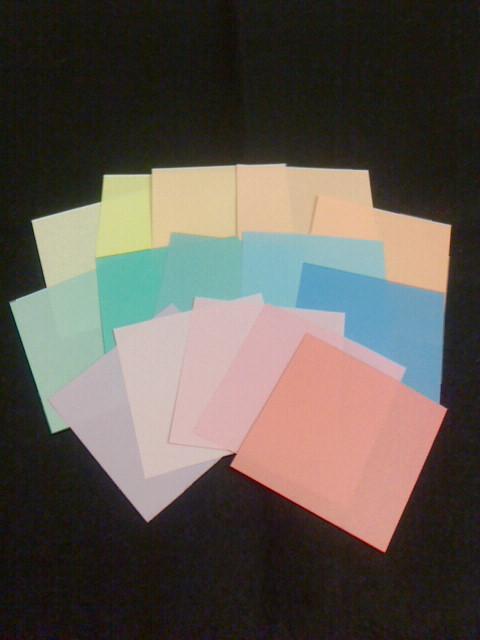 ハート 折り紙 千羽鶴用折り紙 : origamimemo.blog.fc2.com