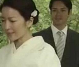 【羽田美智子】密会するラブシーン